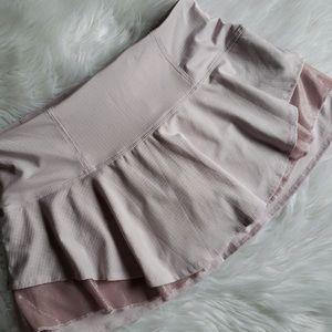 Lucky in Love Tennis Skort Skirt Size M